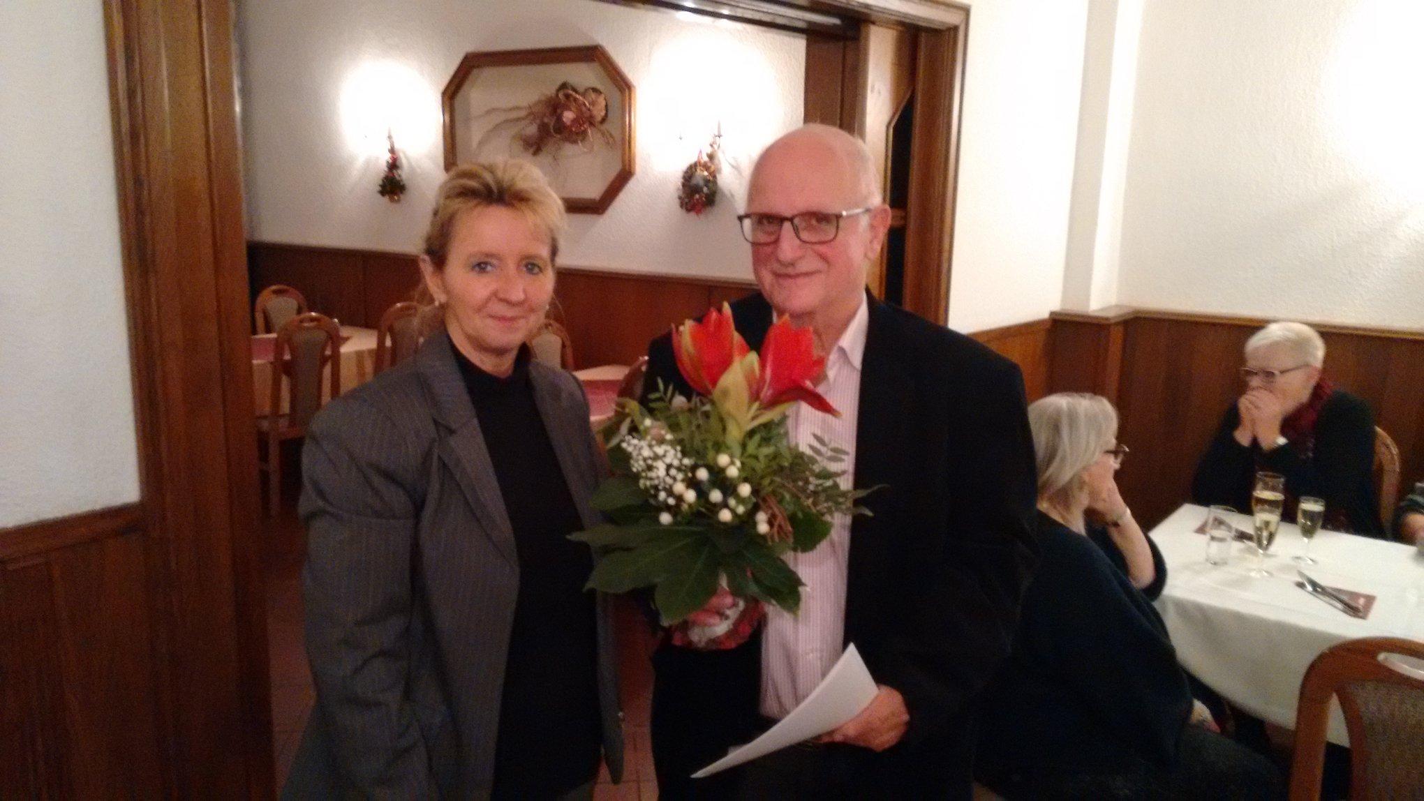 Ehrung für 50-jährige CDU Mitgliedschaft